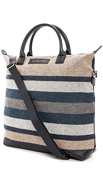 WANT LES ESSENTIELS O'Hare Blanket Stripe Tote