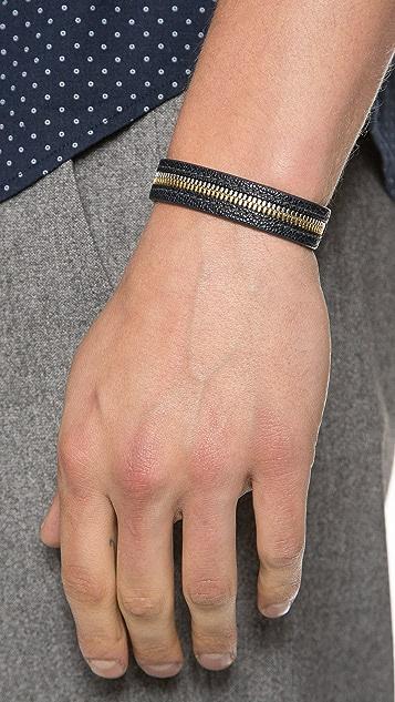 WANT LES ESSENTIELS Tambo Zip Bracelet