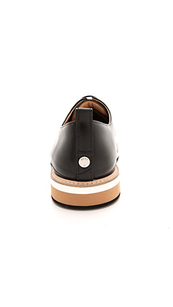 WANT Les Essentiels Montoro Derby Shoes