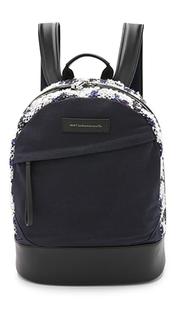 WANT LES ESSENTIELS Kastrup Jacquard Backpack