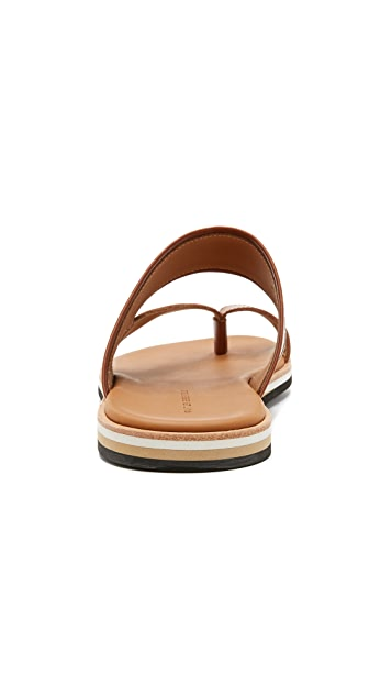 WANT LES ESSENTIELS Mateos Toe Strap Sandals