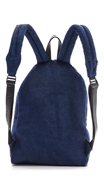 Anzevino Getty Haircalf Backpack