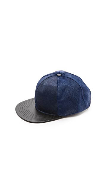 Anzevino Getty Haircalf Baseball Cap