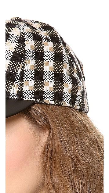 Wax + Cruz Ray Baseball Hat