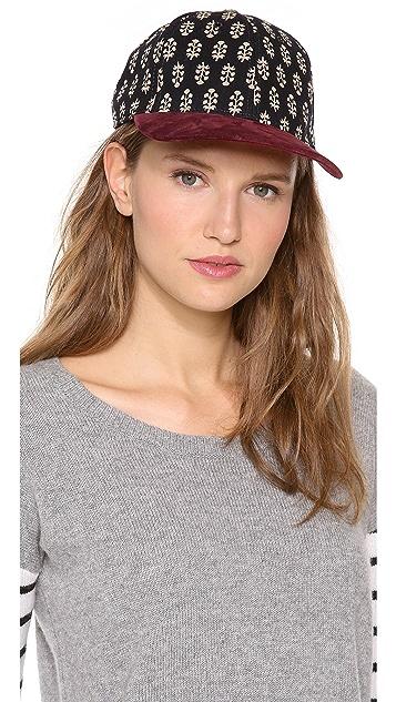 Wax + Cruz Georgia Baseball Hat