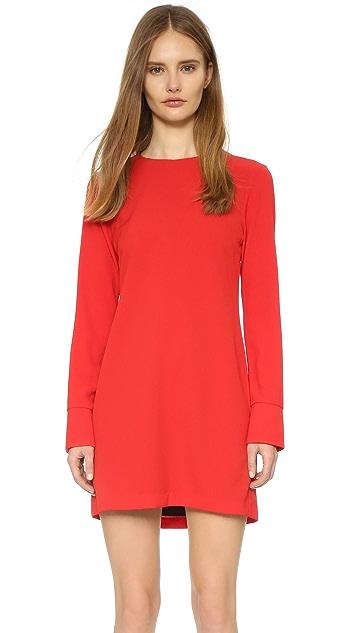 28ba93906c WAYF Long Sleeve Shift Dress | SHOPBOP