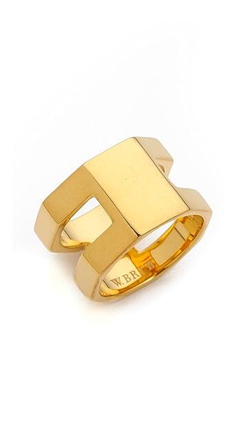 W. BRITT Space Ring