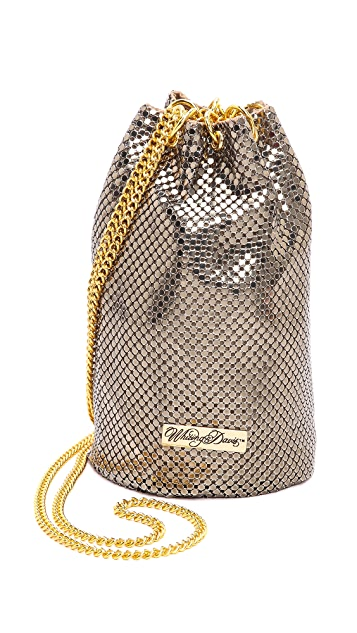 Whiting & Davis Bucket Bag