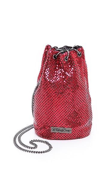 Whiting & Davis Bucket Bag