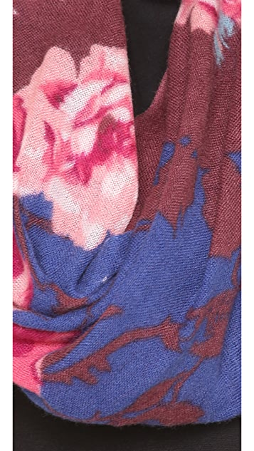 we are owls Forest Cashmere Scarf