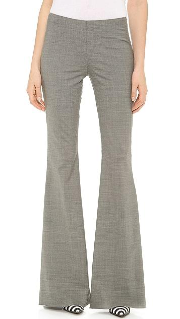 Wes Gordon Flare Pants