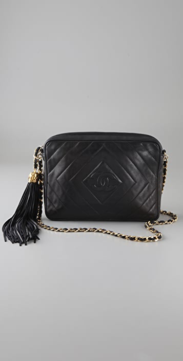 b438d174802a WGACA Vintage Vintage Chanel Bag with Tassel | SHOPBOP