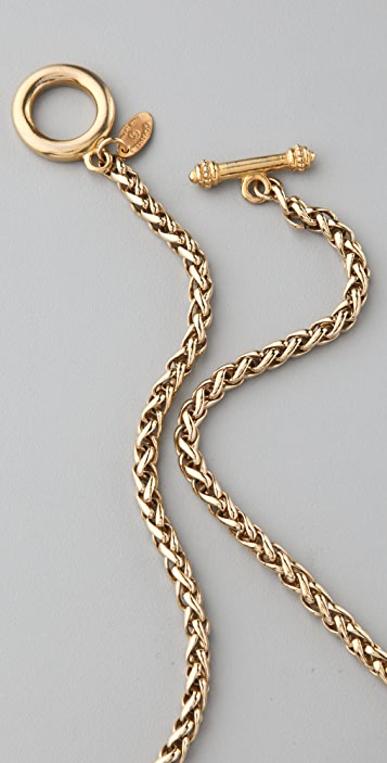 WGACA Vintage Vintage Chanel Jewel Necklace