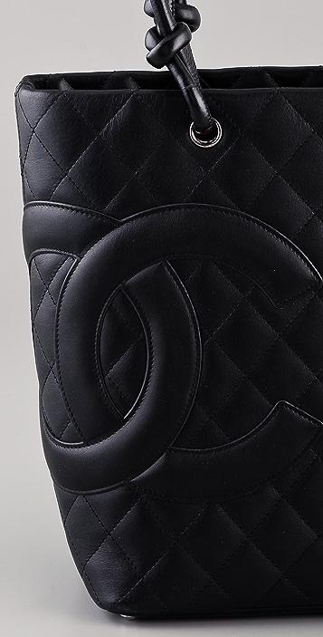 WGACA Vintage Vintage Chanel CC Cambon Handbag