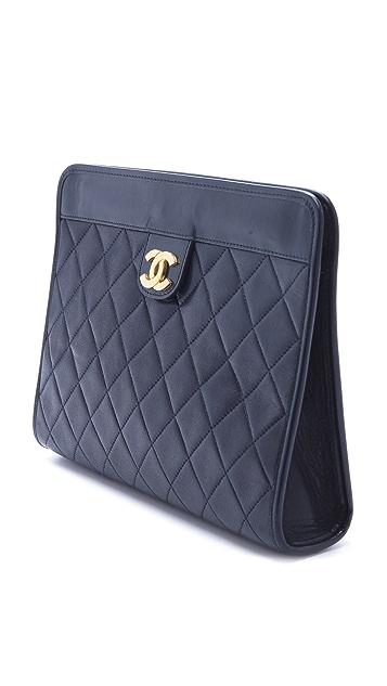 WGACA Vintage Vintage Chanel Clutch