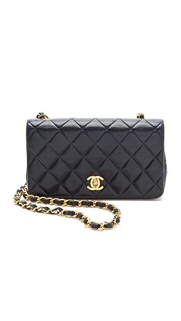 1b2809a94b7 WGACA Vintage Vintage Chanel Classic Flap Bag | SHOPBOP