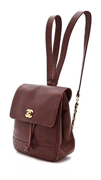 WGACA Vintage Vintage Chanel Backpack