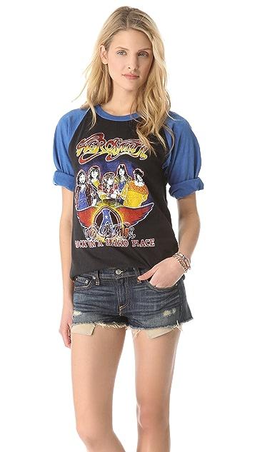 WGACA Vintage Aerosmith Vintage Concert Tee