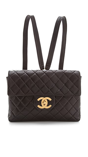 WGACA Vintage Vintage Chanel Backpack