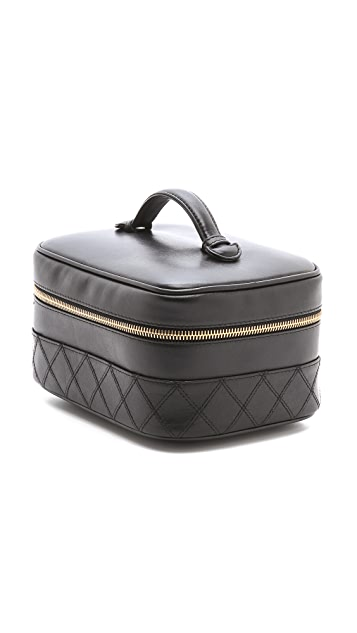 WGACA Vintage Vintage Chanel Vanity Case