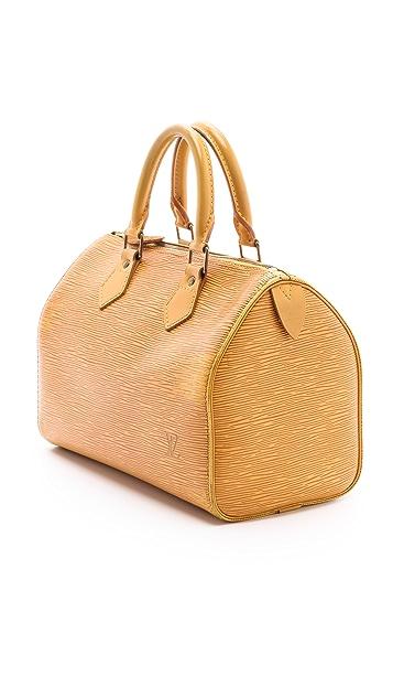 WGACA Vintage Vintage Louis Vuitton Epi Speedy Bag 25