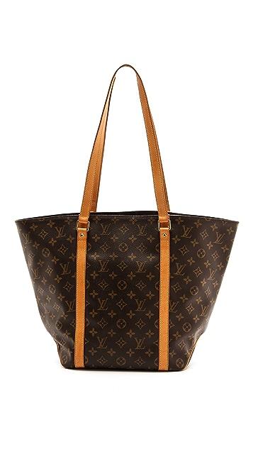 WGACA Vintage Louis Vuitton Shopping Bag