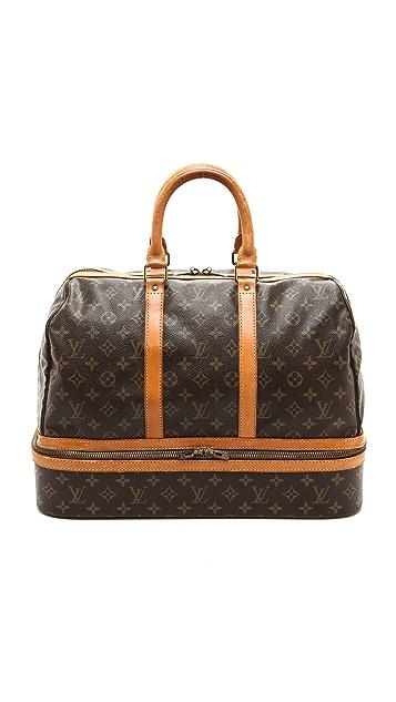 7e8f5b716837 WGACA Vintage Vintage Louis Vuitton Monogram Sac Sport   SHOPBOP