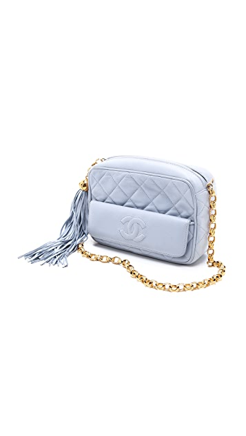 WGACA Vintage Vintage Chanel Camera Bag