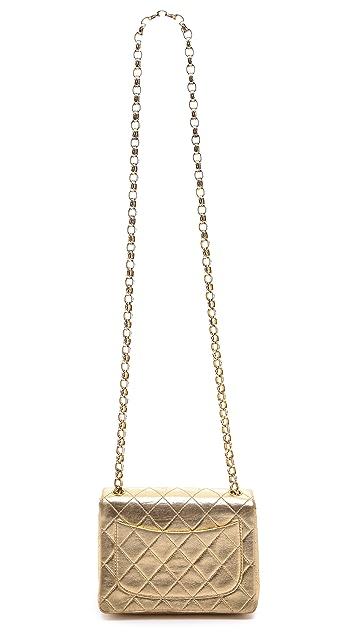 WGACA Vintage Vintage Chanel Mini Flap Bag