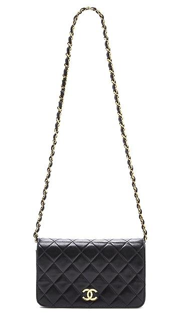 ec081f5fd965 WGACA Vintage Vintage Chanel Mini Full Flap Bag | SHOPBOP