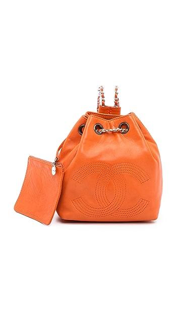 WGACA Vintage Vintage Chanel Mini Backpack