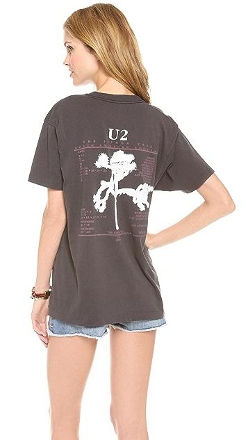 WGACA Vintage U2 Joshua Tree Tee