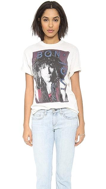 WGACA Vintage Bon Jovi Tee