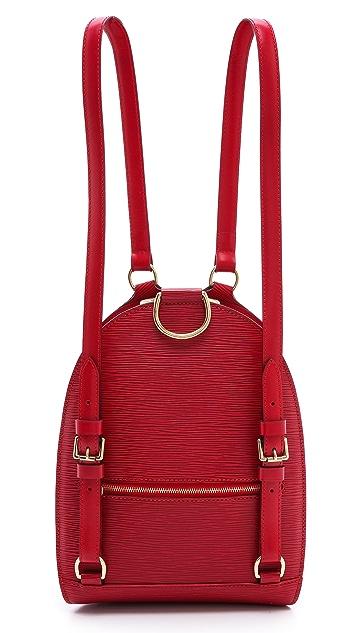 WGACA Vintage Vintage Louis Vuitton Mabillon Backpack