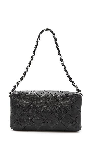 WGACA Vintage Vintage Chanel Caviar Curb Chain Bag