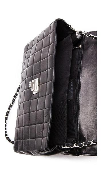 WGACA Vintage Vintage Chanel Jumbo Bag