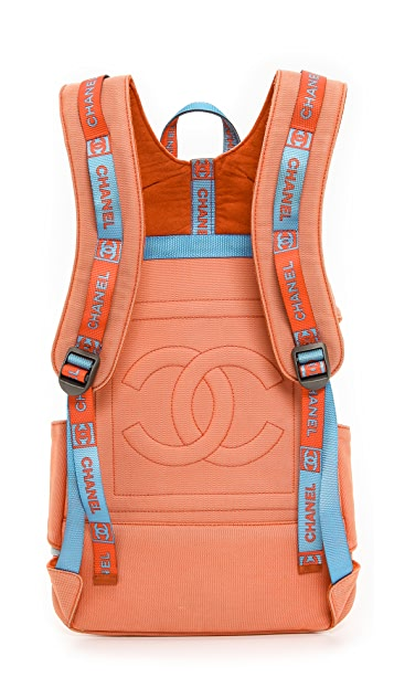 0561ed3b9 What Goes Around Comes Around Chanel Sport Backpack | SHOPBOP