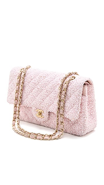 What Goes Around Comes Around Chanel Boucle 2.55 Bag