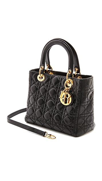 What Goes Around Comes Around Christian Dior Lady Dior Bag