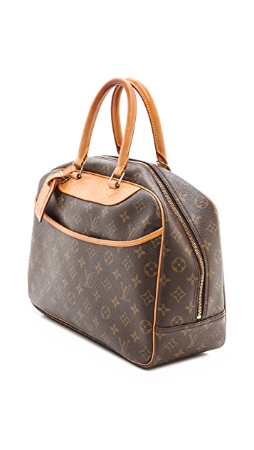 What Goes Around Comes Around Louis Vuitton Deauville Bag