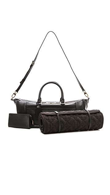 What Goes Around Comes Around Louis Vuitton Dhanura Yoga Bag