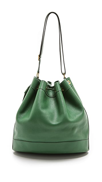 222f4d4e7 What Goes Around Comes Around Hermes Bucket Bag | SHOPBOP