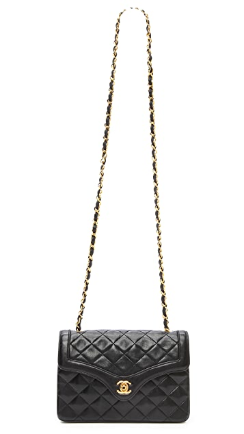 What Goes Around Comes Around Vintage Chanel Flap Bag