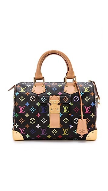 What Goes Around Comes Around Vintage Louis Vuitton Multi Monogram Speedy Bag