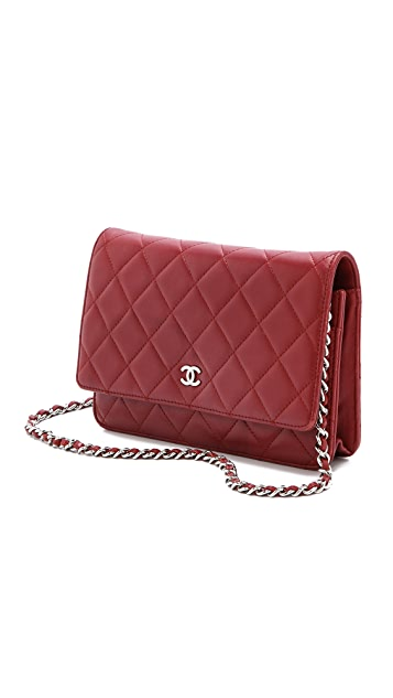 What Goes Around Comes Around Vintage Chanel Quilted Flap Bag
