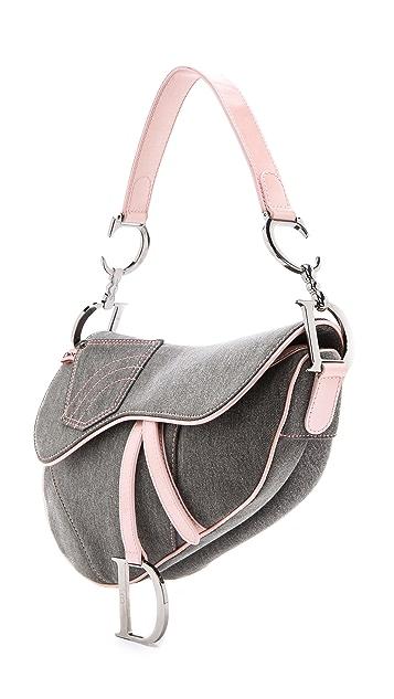 What Goes Around Comes Around Dior Saddle Bag