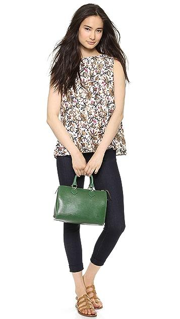 What Goes Around Comes Around Louis Vuitton Epi Speedy Bag