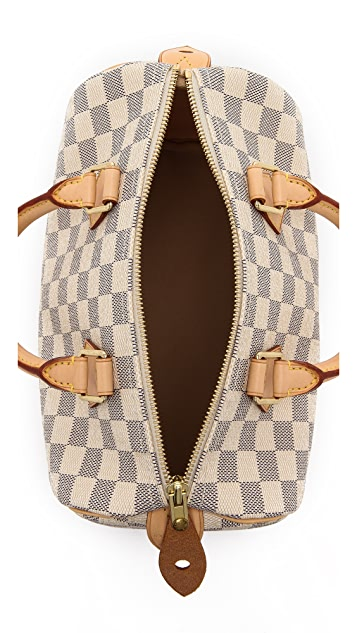 What Goes Around Comes Around Louis Vuitton Damier Azur Speedy Bag