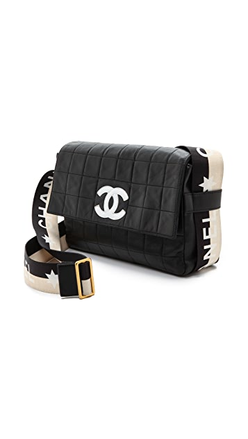 What Goes Around Comes Around Chanel Sport Strap Bag