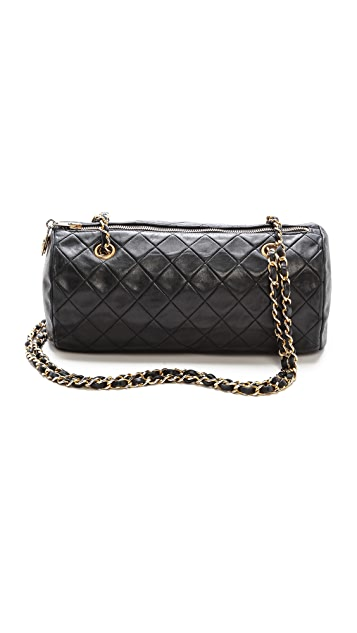 66a9aedfb202 What Goes Around Comes Around Chanel Barrel Bag